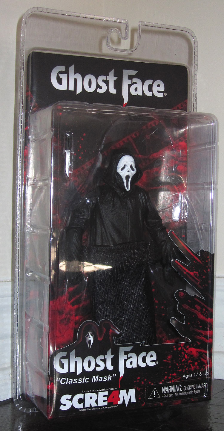 Scream 4 Toys Images - Reverse Search